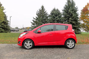 2013 Chevrolet Spark LT- Hatchback.  Automatic & WOW Just 27K!!
