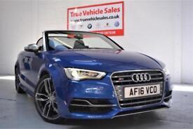 Audi S3 2.0 TFSI 300Bhp 4X4 Nav S Tronic quattro - LOW RATE PCP £358 PER MONTH