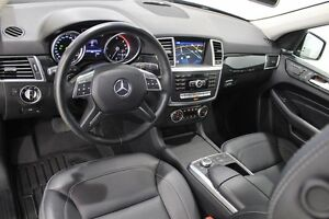2013 Mercedes-Benz ML350 BlueTEC 4MATIC Regina Regina Area image 16