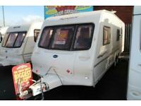 Bailey Senator Carolina 2005 6 Berth Caravan £7,500