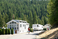 Blind Bay Resort! Luxury RV and cottage lots in the Shuswap