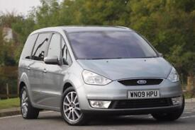 Ford Galaxy 2.0TDCi ( 140ps ) 6sp auto 2008.5MY Ghia LEATHER