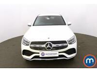 2021 Mercedes-Benz GLC COUPE GLC 220d 4Matic AMG Line 5dr 9G-Tronic Auto 4x4 Die