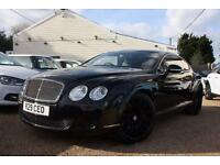 2010 R BENTLEY CONTINENTAL 6.0 GT SPEED 2D 601 BHP - RAC DEALER