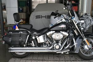 Harley Davidson Softail - Great Ride for A Full Time Driver