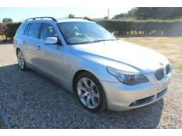 BMW 5 Series 4.8 550i SE Touring 5dr PETROL AUTOMATIC 2005/55