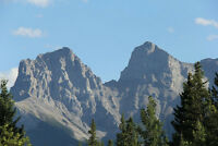 Summer Sublet in Canmore