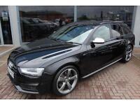 Audi S4 S4 AVANT QUATTRO BLACK EDITION.