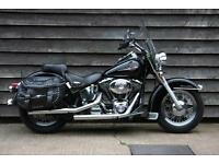 Harley-Davidson FLSTC Softail Heritage Classic