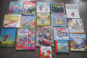 Lot of  CHILDREN'S PICTURE BOOKS For $2.99 each