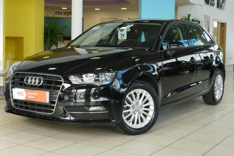 2015 audi a3 1 6 tdi se technik sportback 5dr in. Black Bedroom Furniture Sets. Home Design Ideas