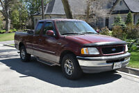 1997 Ford F-150 215000 km $3000 As Is