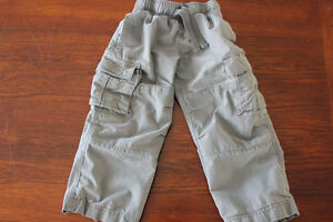 3sixT toddler 2/3 lined pants $3