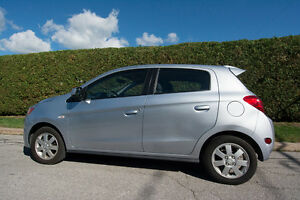 2014 Mitsubishi Mirage Sedan Lowc Mileage