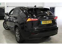2015 Lexus NX 300h 2.5 Luxury (Convenience Pack) E-CVT 4WD 5dr (Sunroof)