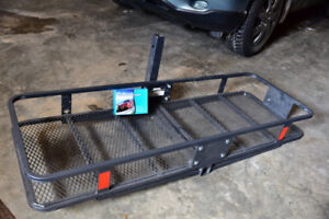 Cargo Carrier with Backup Cam