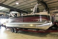 2015 Premier Solaris 250 Tritoon Pontoon with Trailer