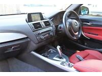 2014 BMW 1 Series 1.6 118i M Sport Sports Hatch (s/s) 3dr Petrol grey Automatic
