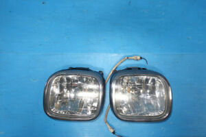 JDM Subaru Forester Fog Lights 1998 1999 2000 2001 2002 OEM