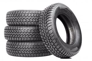 LIGHTLY USED TIRES FOR SALE