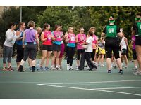 Summer Netball - Social Leagues