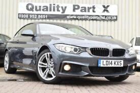 2014 BMW 4 Series 2.0 420d M Sport xDrive 2dr