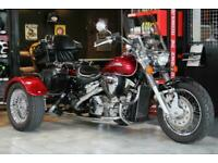 2005 HONDA VTX1300 S-5 TRIKE BY TRIKE SHOP