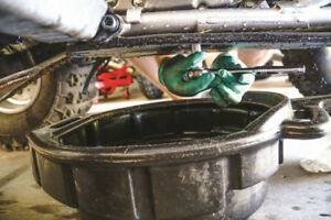 GET YOUR ATV AND SIDE BY SIDE OIL CHANGES AT HALIFAX MOTORSPORTS