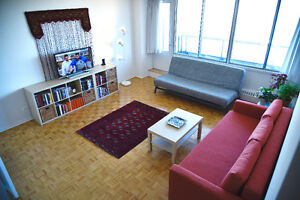One bedroom full furnished apartment