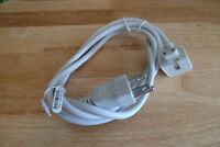 New Apple AC Power EXTENSION Cable Cord Apple MacBook /Pro