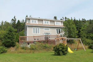 285K for a move in ready home on 1/2 acre lot with a pond view!! St. John's Newfoundland image 1