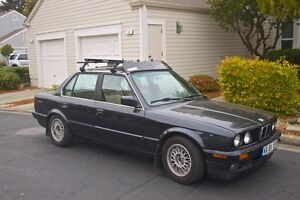 Looking for a clean BMW e30 or Mercedes W123