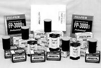 Recherche pellicule photo Noir et Blanc