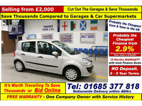 2010 - 10 - RENAULT MODUS GRAND EXPRESSION 1.5DCI 5 DOOR HATCHBACK (GUIDE PRICE)