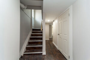 2br Basement Apartment for Rent Near Olive & Ritson!