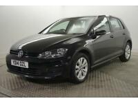 2014 Volkswagen Golf SE TSI BLUEMOTION TECHNOLOGY Petrol black Manual