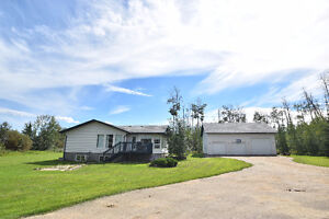 REDUCED! 4+bdrm home w/shop on 20 acres! Wandering River!