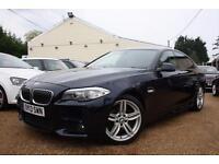 2013 13 BMW 5 SERIES 2.0 520D M SPORT 4D AUTO 181 BHP DIESEL - RAC DEALER