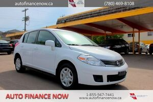 2012 Nissan Versa Hatchback OWN ME FOR ONLY $50.86 BIWEEKLY