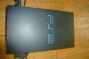 play station 2  mint shape never used