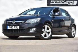 2010 Vauxhall Astra 2.0 CDTi 16v SRi 5dr