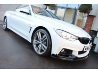 BMW 435d XDRIVE M SPORT-PRO NAV-M SPORT PLUS PACKAGE