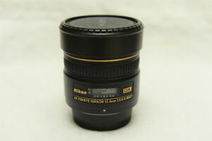 Nikkor 10.5mm 2.8 Fisheye DX