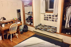 Summer Sublet - McGill Ghetto- $600/month