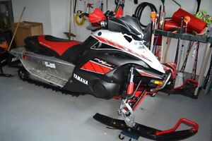 "YAMAHA NYTRO LIKE NEW CONDITION 136"" Track"