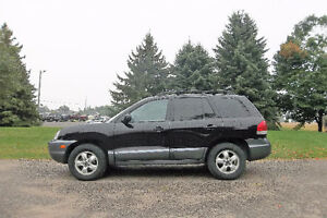 2005 Hyundai Santa Fe GLS Crossover- WOW JUST 107K & ONE OWNER!!