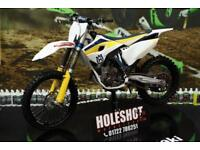 2015 HUSQVARNA FC 250 MOTOCROSS BIKE , ELECTRIC START, NEW REAR TYRE