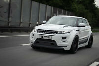 MAGNAFLOW Performance Cat-Back _ RANGE ROVER EVOQUE 12-16 _