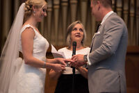"""Wedding Ceremonies by Beth"" - Wedding Officiant"