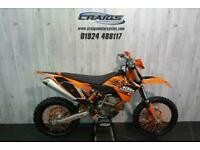 KTM 250 XC-F 2008 ROAD REGISTERED CROSS COUNTRY BIKE AT CRAIGS MOTORCYCLES